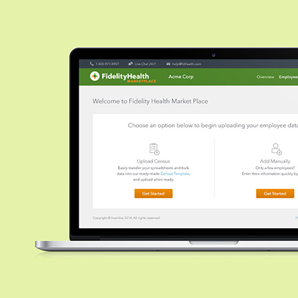 Fidelity Health Marketplace